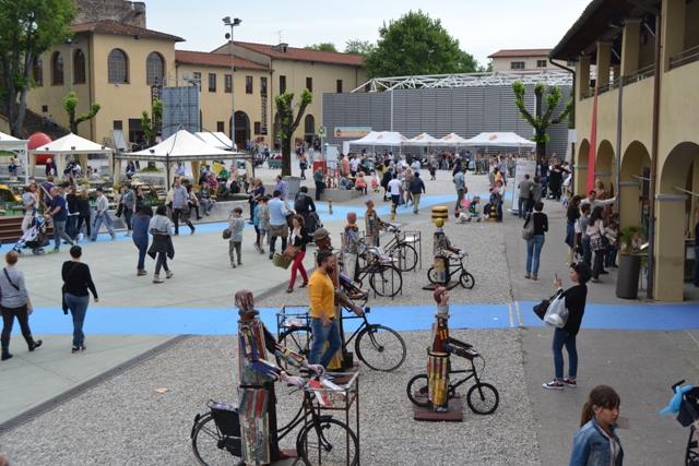 La chiusura della Mostra Internazionale dell'Artigianato (foto gonews.it)