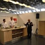 Cooking Show Enoteca Pinchiorri (foto gonews.it)