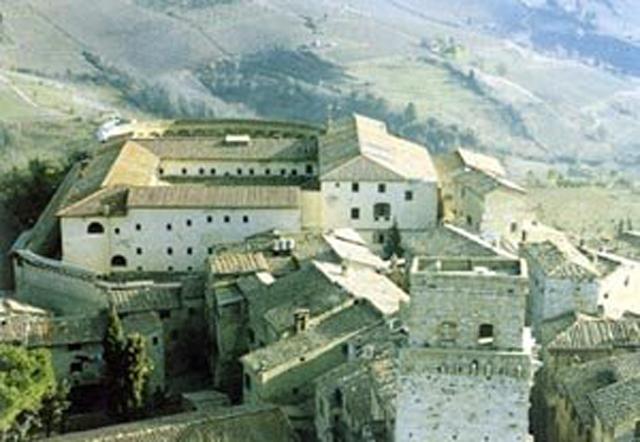 Il carcere di San Gimignano