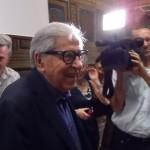 Paolo Taviani (foto Veronica Gentile per gonews.it)
