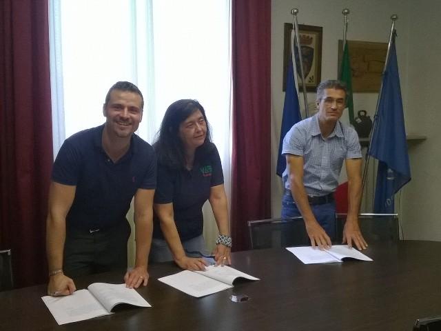 Comune e vab firmano una convenzione sull 39 attivit - Bagno a ripoli comune ...