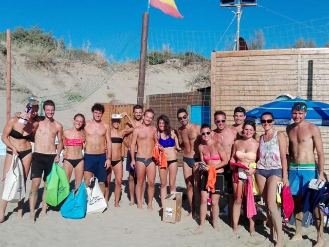 Beach volley tanto agonismo e ottimo livello ai tornei del bagno