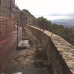 Le mura di Volterra restaurate