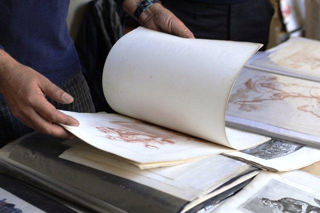 D'epoca Al Edizione Carta L'ottava Manifestazione Della Via qafWF6