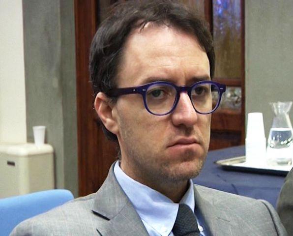 L'assessore Federico Gianassi