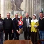 La presentazione del carnevale di San Miniato Basso in Regione