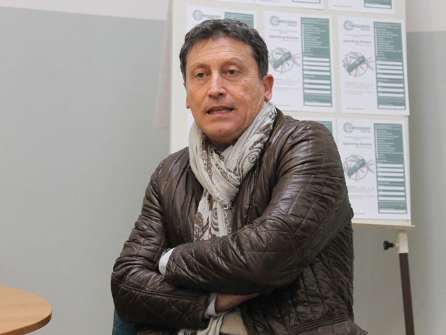 Enzo Nigi, presidente Confesercenti Empolese-Valdelsa (foto gonews.it)