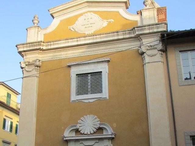 Pisa, Scuola Sant'Anna