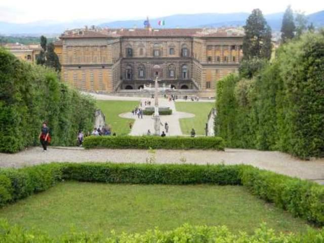 Boboli chiuso a met per un giorno causa temporale - I giardini di palazzo rucellai ...