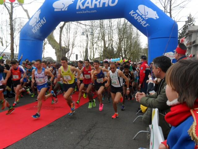 L'edizione 2016 della Mezza Maratona di Fucecchio