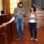 Studenti da Portogruaro in visita a Empoli per studiare l'Auser