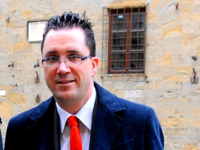 Il sindaco Buselli