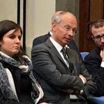 Da sinistra Nardini, Pieroni e Mazzeo
