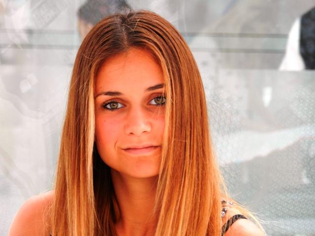 La studentessa Ginevra Isolani