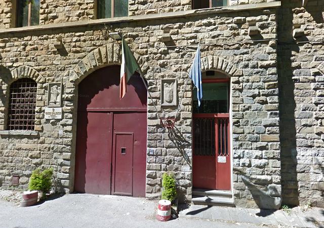 La casa circondariale di Pistoia