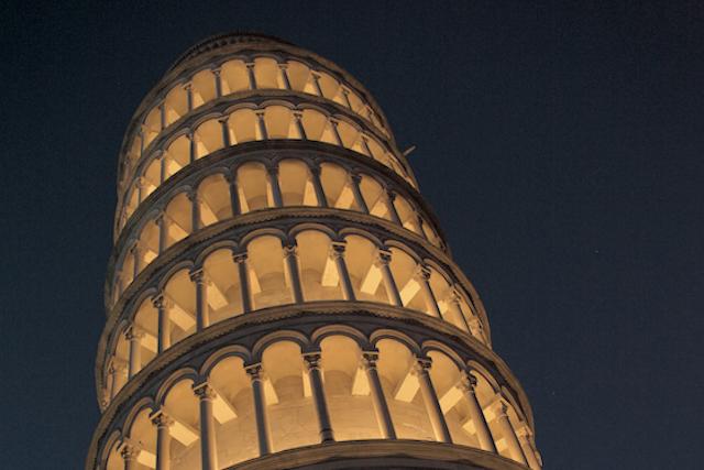 Ecco i progetti per una 'nuova' Torre di Pisa
