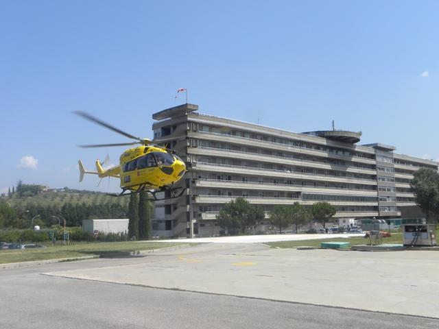 L'ospedale 'Santa Maria Annunziata'