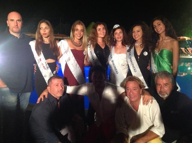Miss mondo toscana mercoled 24 agosto la quinta selezione al bagno paradiso - Bagno paradiso tirrenia ...