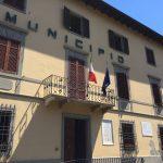 Il municipio di Cerreto Guidi