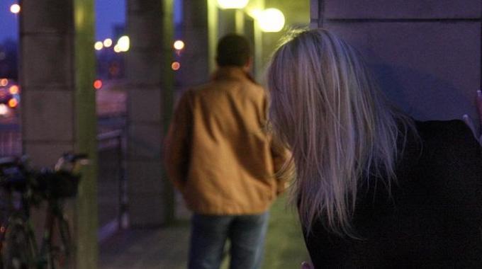 donne stalker stalking