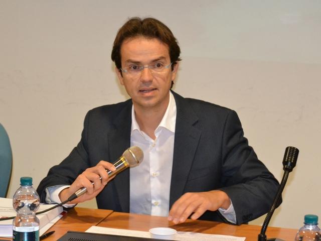 Enrico Sostegni (foto gonews.it)