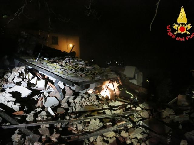 Crollo villetta bagno a ripoli 2 indagati per omicidio - Via villamagna 113 bagno a ripoli ...