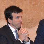 L'ex ministro Maurizio Martina a Empoli (foto gonews.it)