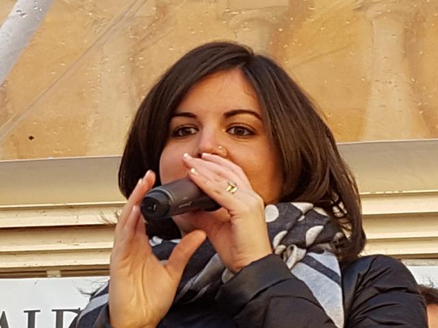 Alessandra Nardini (foto gonews.it)