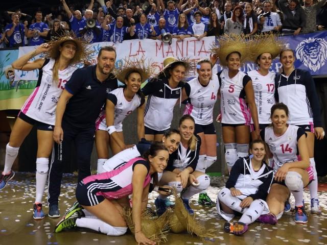 La Savino Del Bene vince il derby (foto Get Media)