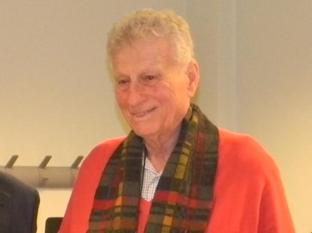 Giampiero Petricci in una foto di fine 2015