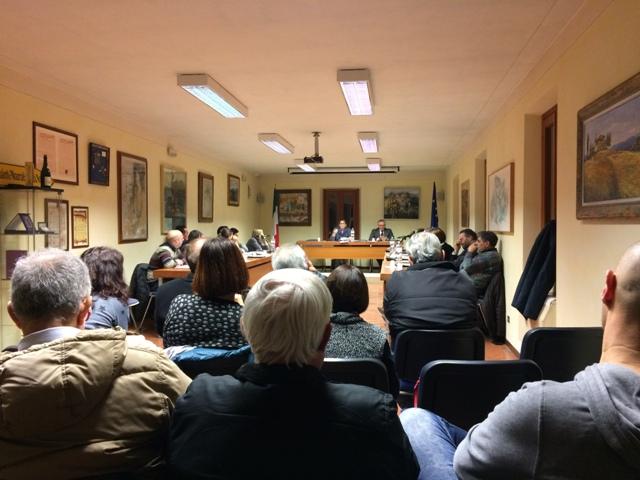 Polizia municipale il tema in consiglio comunale con la comandante maritan - Farmacie di turno bagno a ripoli ...