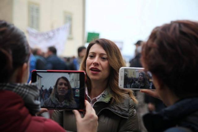 Letizia Giorgianni (foto da Facebook)