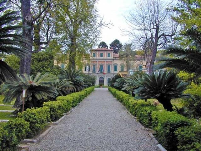 Orto Botanico e Cittadella Galileiana sotto ristrutturazione