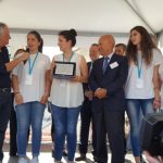 1 - 5BTURISMO consegna premio VISUAL COMUNICATION AWARD