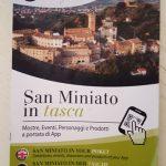 3a - 5B TURISMO il loro PIEGHEVOLE vincitore del premio S. MINIATO IN TASCA nelle 3 lingue ITALIANO- INGLESE-TEDESCO-