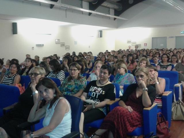 Gli insegnanti del progetto Educare alle live skills al Centro direzionale di Empoli