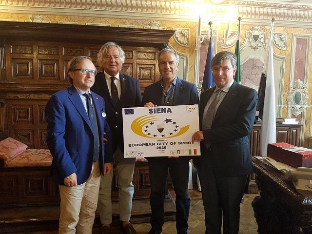 Siena Città Europea dello Sport