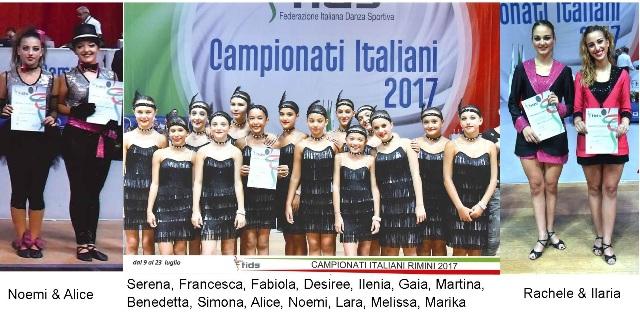 Premiazioni_rimini_campionati_nazionali_danza_sportiva_oggibonsese_