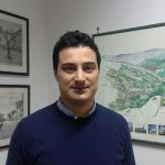 Il vice sindaco Davide Venturini