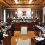 Una seduta del Consiglio regionale della Toscana