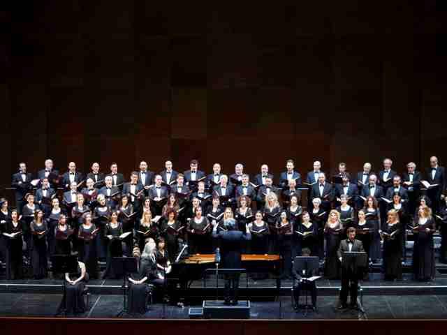 coro del maggio musicale fiorentino