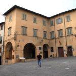 Piazza Vittorio Veneto a Fucecchio