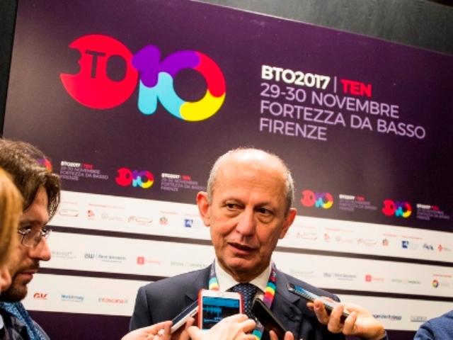 BTO 2017 l'assessore Stefano Ciuoffo