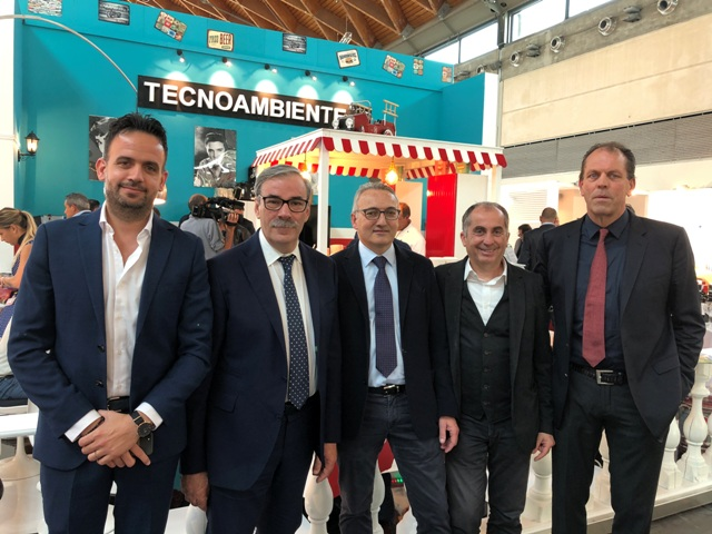Da sinistra Gionata Bertini, Vittorio Gabbanini, Gianluca Bertini, Aurelio Cupelli, Roberto Parlanti
