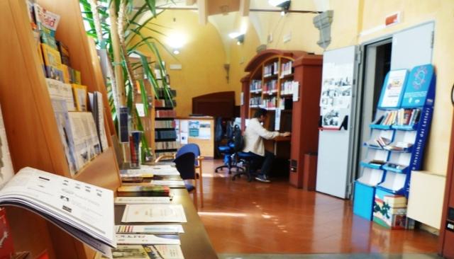 La biblioteca di San Casciano