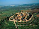 cinta muraria Monteriggioni