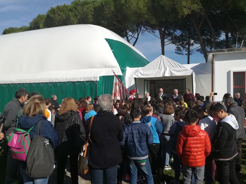 Nuova palestra per la 39 montanelli petrarca 39 di fucecchio sinergia pubblico privato - Farmacie di turno bagno a ripoli ...