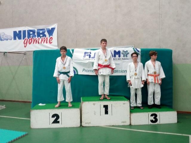 ottimi risultati per il judo kodokan empoli a piombino e bagno a