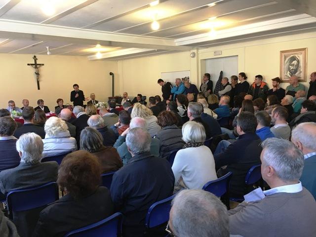 Iniziativa organizzata dalle Confesercenti Toscana, Emilia Romagna, Pistoia e Bologna