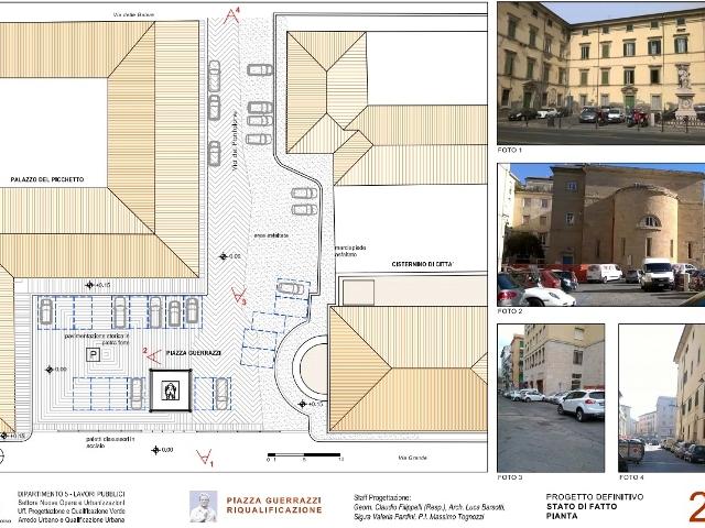 Progetto Di Arredo Urbano.La Citta Che Cambia 6 Milioni Di Euro Di Progetti